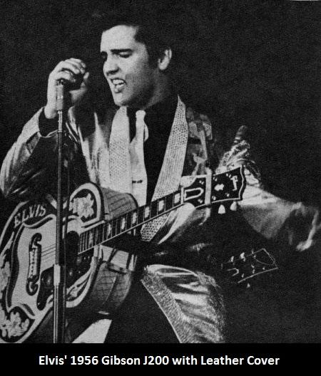 Image result for elvis leather guitar cover