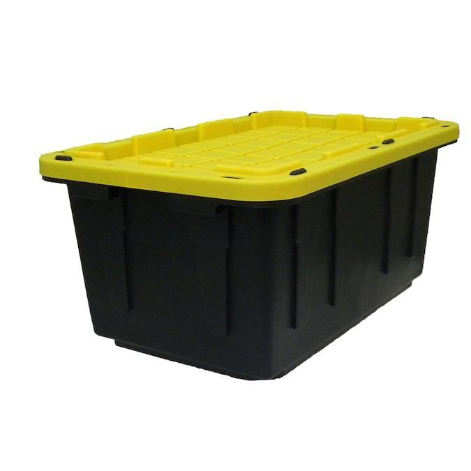 COMMANDER Plastic Storage Totes #831508
