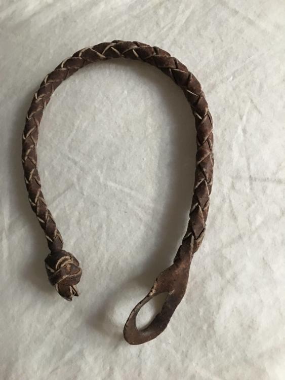 4-strand round braid bracelet - How Do I Do That