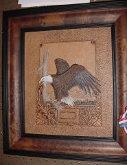 Eagle by Jim Linnell