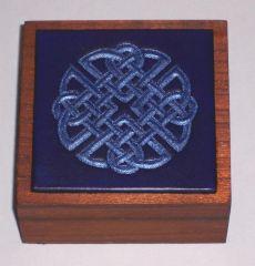 medium box Celtic knot blue.jpg
