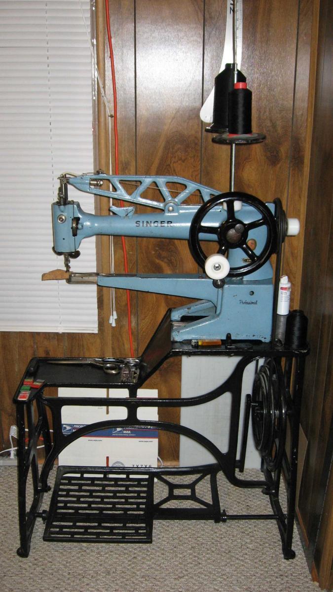 singer patcher sewing machine