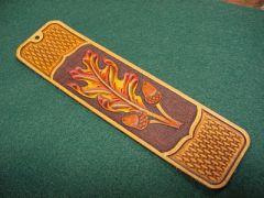 Oak Leaf bookmark