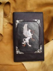 White Griffin Book Cover