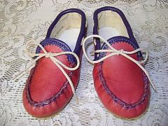 Gracie Beth's Pink Slippers