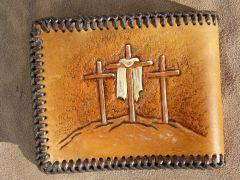 Three Crosses Wallet