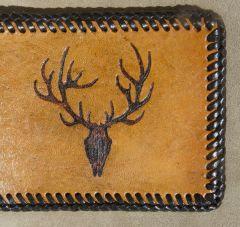 Elk Horn Wallet