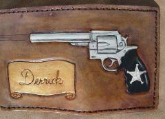 Pistol Wallet