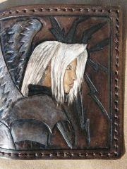 Right side of Final Fantasy Wallet