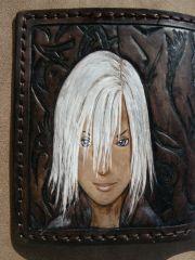 Left side of Final Fantasy Wallet