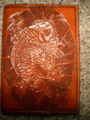 journal cover finished (and a better pic to)