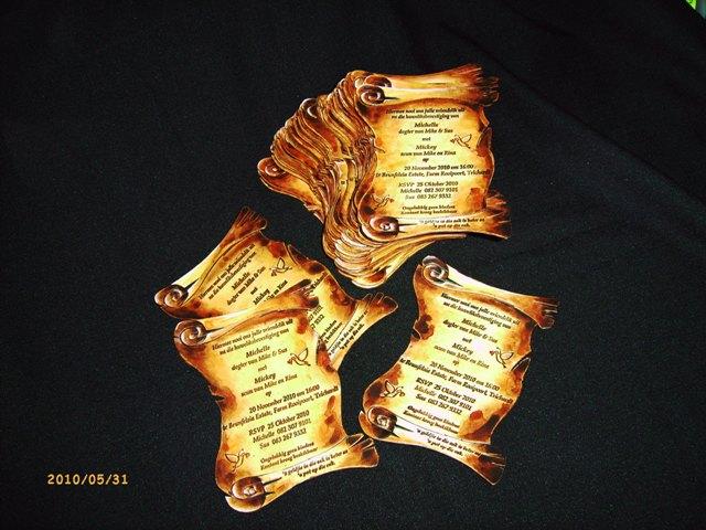 uitnodigings jpg our leatherwork galleries leatherworker net