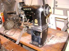 Singer 108 Short Cylinder Arm