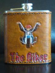 Biker Flask