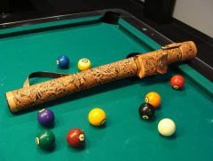 First Pool Cue Case