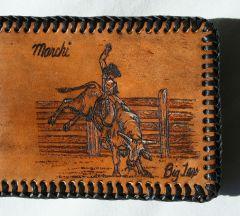 Bull Rider Wallet