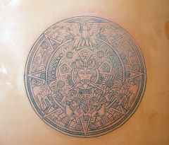rotary engraved leather