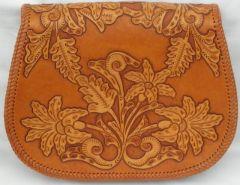 Western Classic Handbag back view