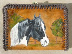Paint horse clutch