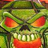Angry Grenade close up
