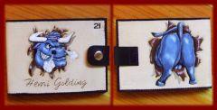 Blue Bull wallet