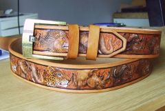 Big 5 Belt. Proudly South African! :)
