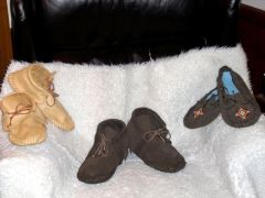 Mocs for my family