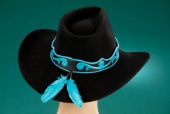 A Custom hatband