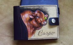 Mens wallet. With a beefmaster :)