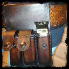 Harmonica Belt