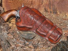 Packing Iron holster