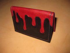 Credit card holder..