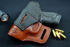 M&P Shield holster with Shark trim
