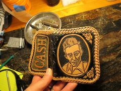 Johnny Cash Wallet