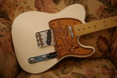 PICK GUARD FOR TELECASTER