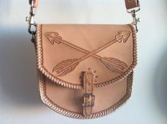 Arrow Purse