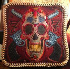 Sugar Skull Wallet