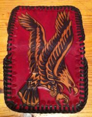 Eagle Bi-Fold Wallet