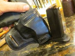 HKp2000 Left Carry Holster