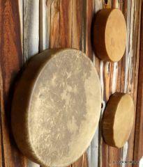 Rawhide Drums