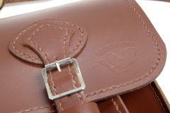 Satchel No5 Makers Stamp