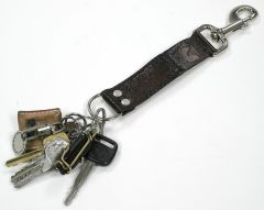 Barking Rooster Thick Lanyard keys