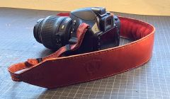 Barking Rooster Camera Strap 2