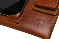 iPad Case & Presenter  - logo detail