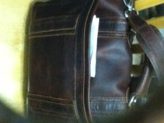 leather Bag 019