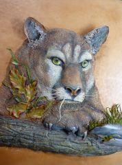 Lora's Lion