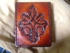 Celtic wallet