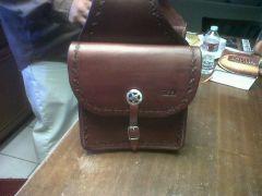 Western Saddle Bags