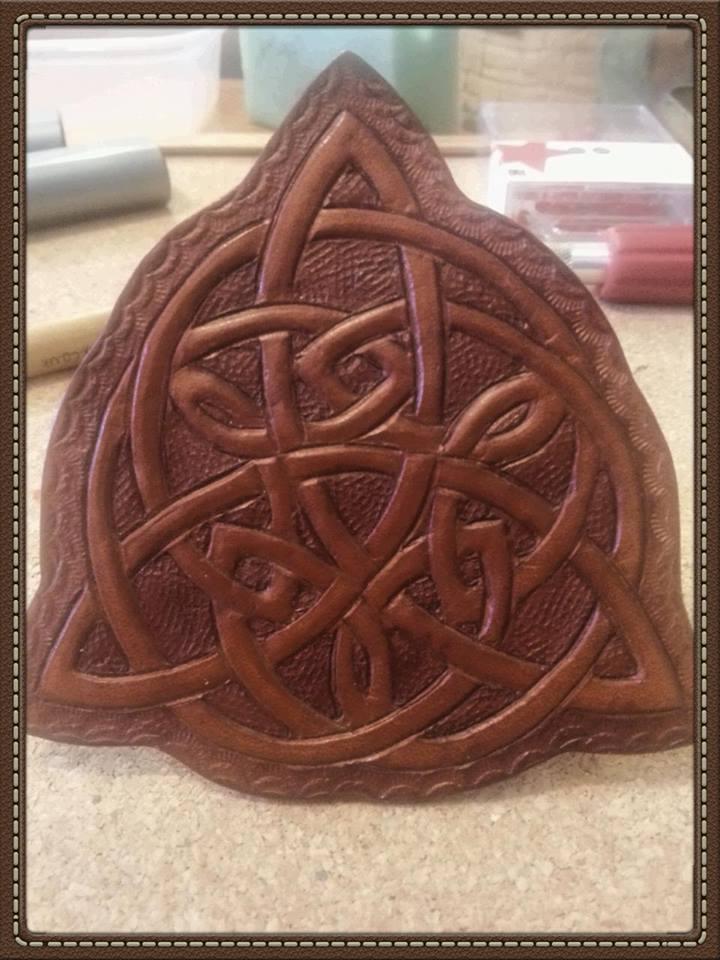 celtic leather