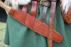 Viking Seax sheath